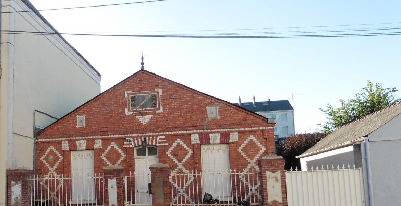 Maison Augu, réhabilitation, chantier, Angers, Sophie Seigneurin, architecte
