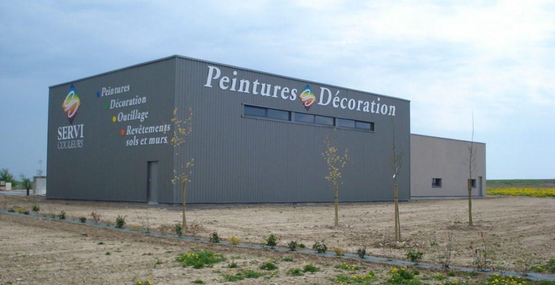 Servicouleurs, Fontenay-sur-Orne, Sophie Seigneurin, architecte